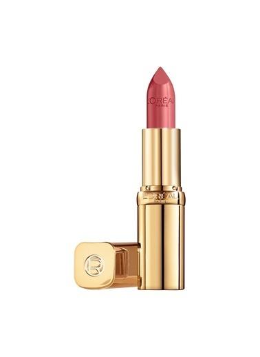 L'Oréal Paris Color Riche Saten Bitişli 110 Numaralı Koyu Ruj Renksiz